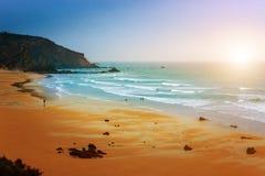 Beautiful seaside Royalty Free Stock Photos
