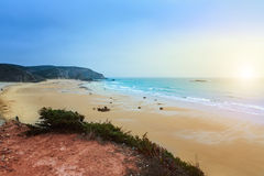 Beautiful seaside Stock Photo