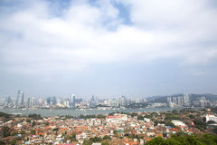 Beautiful seaside city, Xiamen Stock Images