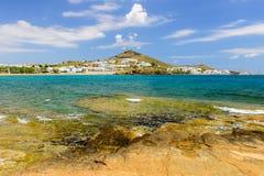 Beautiful seaside Stock Photography