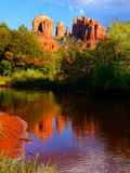 Beautiful Sedona sunset Royalty Free Stock Photography