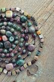 Beautiful semiprecious stone Royalty Free Stock Photography