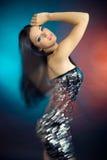 Beautiful sensual woman Stock Photography