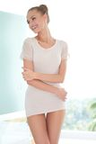 Beautiful sensual woman Royalty Free Stock Image