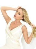 Beautiful Sensual Young Woman Stock Image