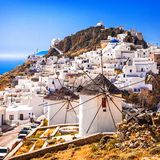 Beautiful Serifos island. Greece, Cyclades. Royalty Free Stock Photos