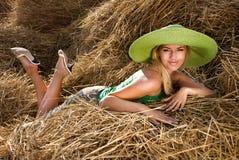 Beautiful sexual girl Royalty Free Stock Photo