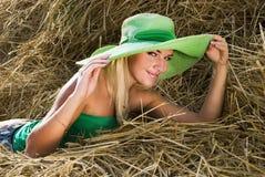 Beautiful sexual girl Royalty Free Stock Image