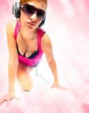 Beautiful sexual woman Stock Image