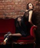 Beautiful sexy girl Royalty Free Stock Image
