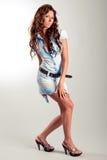 Beautiful sexy hispanic woman Royalty Free Stock Images