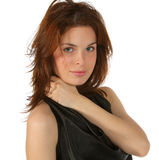 Beautiful sexy woman Royalty Free Stock Image