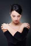 Beautiful sexy woman Stock Photo