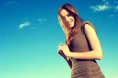 Beautiful sexy woman Stock Photos