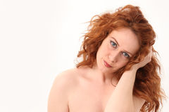 Beautiful sexy woman Royalty Free Stock Image
