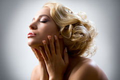 Beautiful sexy woman Royalty Free Stock Images