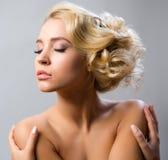 Beautiful sexy woman Stock Image