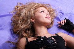 Beautiful Sexy Young Woman Royalty Free Stock Images