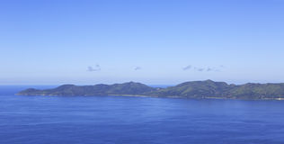 Beautiful Seychelles in the Indian Ocean Stock Photos