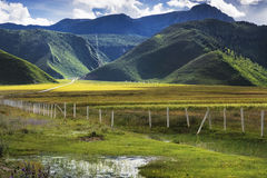 Beautiful shangri-la Stock Image