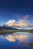 Beautiful shangri-la Royalty Free Stock Image