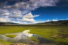Beautiful shangri-la Stock Photo