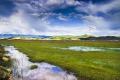 Beautiful shangri-la Royalty Free Stock Images