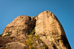 Beautiful Shape Rock Stock Photography