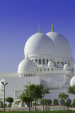 Beautiful Sheikh Zayed Mosque in Abu Dhabi city, UAE Stock Photos