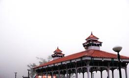 Beautiful shelter in shimla Royalty Free Stock Photo