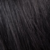 Beautiful shine black hair background and texture Stock Photography