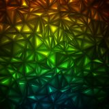 Beautiful shine color abstract. EPS 8 Royalty Free Stock Photo