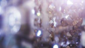 Beautiful shining elegant crystals background. Royalty Free Stock Image