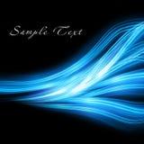 Beautiful shining fractal Royalty Free Stock Photography