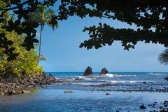 Beautiful shore Stock Photo
