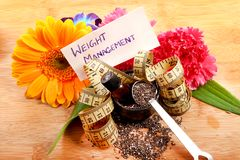 Weight management Stock Photography