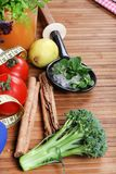 Detoxification juice Stock Images
