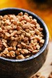 Fenugreek seeds stock image
