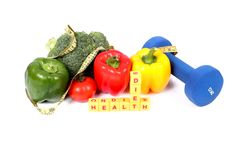 Health diet Royalty Free Stock Images