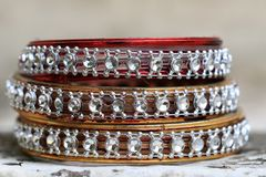 Bangles Royalty Free Stock Image
