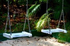 Swings Stock Photos