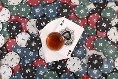 Gambling time Stock Images