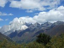 Beautiful Sichuan. Siguniang Moutain II ,Sichuan China Stock Image