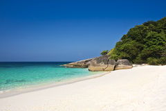 Beautiful Similan islands Stock Images