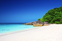 Beautiful Similan islands, Thailand Stock Image