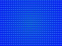 Beautiful and simple design of a blue background. With many circles Royalty Free Stock Photos