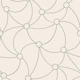 Beautiful simple grid seamless pattern. vector illustration