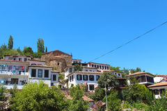 Sirince village in Selcuk, Turkey Stock Photos