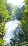 Beautiful SiriTharn waterfall in Thailan Stock Photos