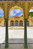 Sisodia Rani Palace Jaipur Royalty Free Stock Photos